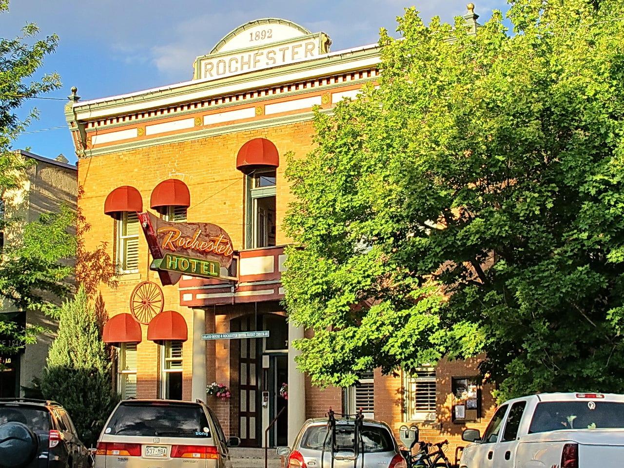 Rochester Hotel Durango Summer