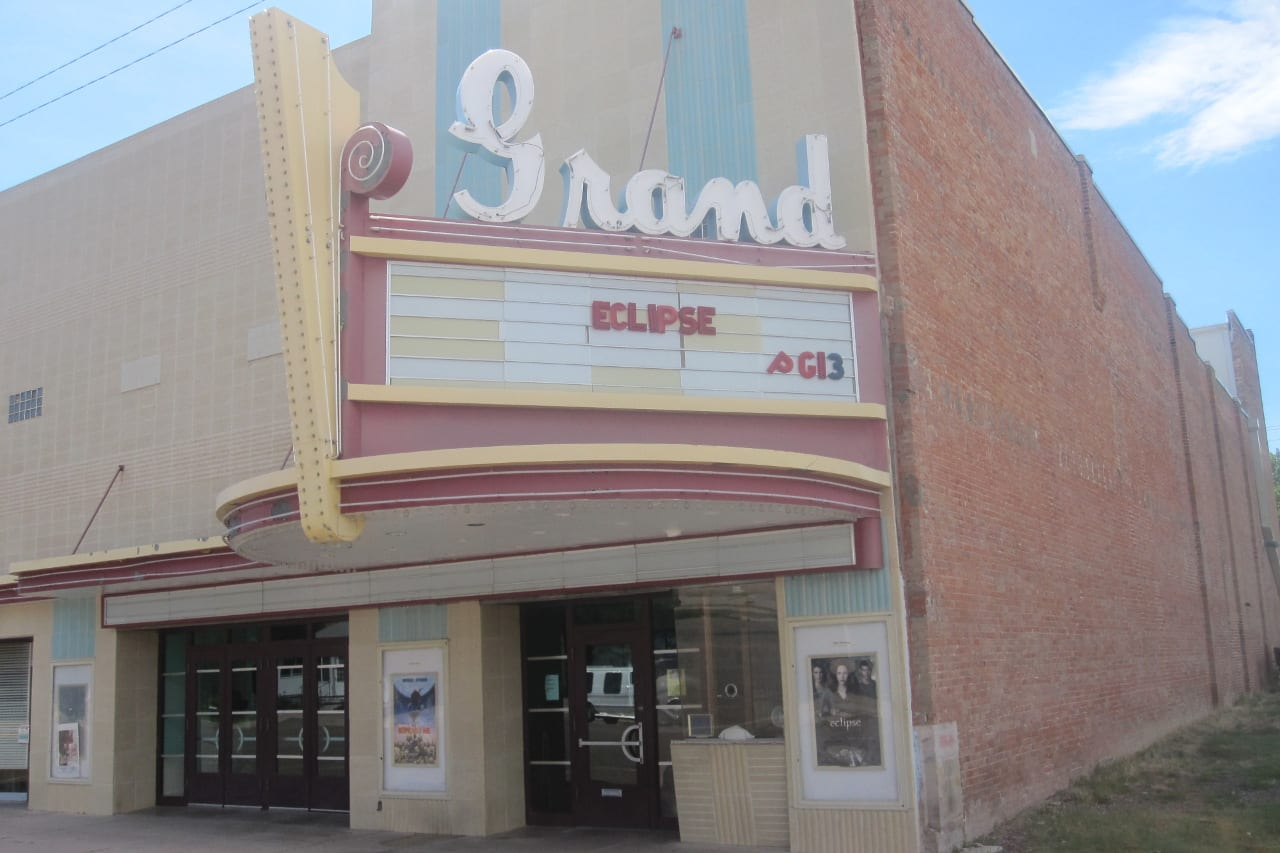 Grand Theatre Rocky Ford Colorado