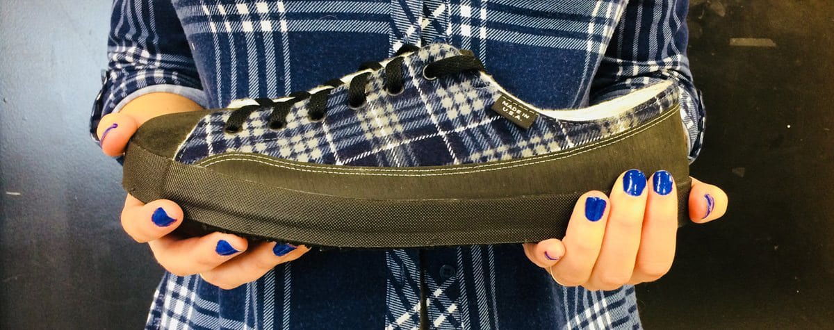 SOM Footwear Flannel Shoe