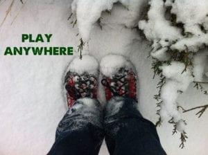 SOM Footwear Snow Shoes