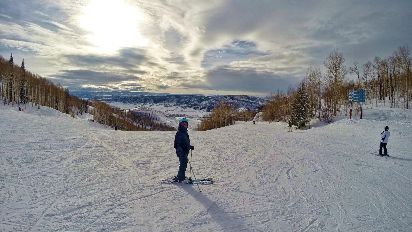 Steamboat Ski Resort Why Not Run