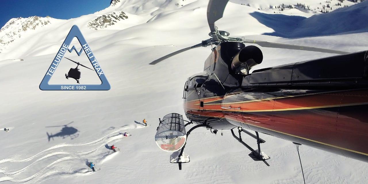 Telluride Helitrax Heli Skiing Colorado