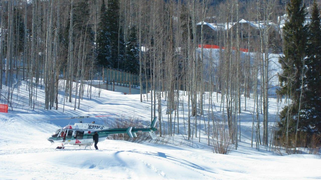 Telluride Helitrax Heli Skiing