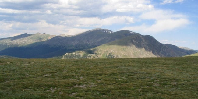 Trail Ridge Road National Scenic Byway Colorado