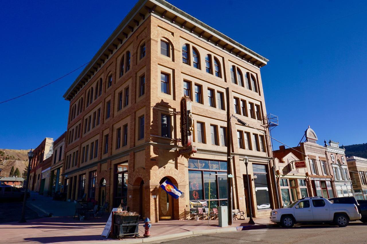 Victor Hotel Colorado