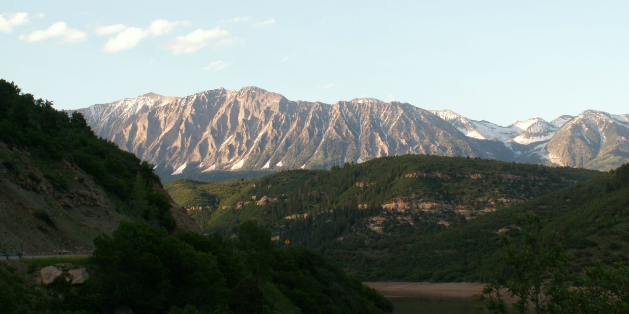 West Elk Loop National Scenic Byway Colorado