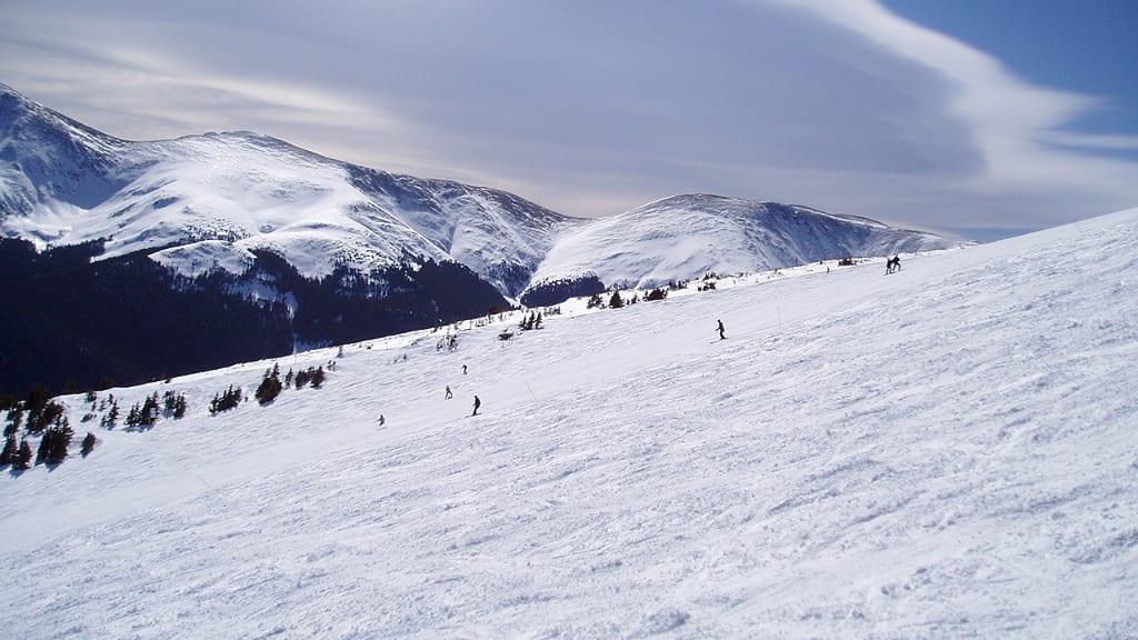 Winter Park Resort Mary Jane Parsenn's Bowl Skiing