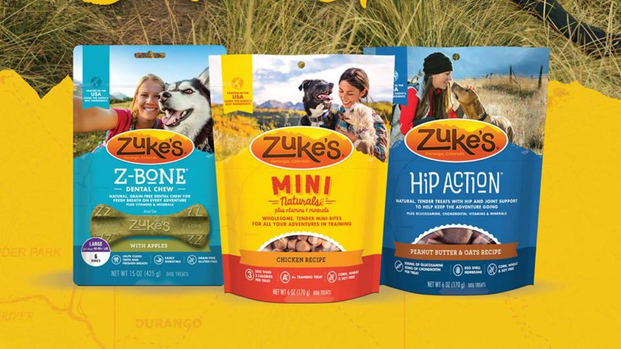 Zuke's Dog Treats Best Sellers