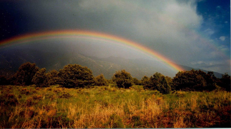 Baca National Wildlife Refuge Rainbow