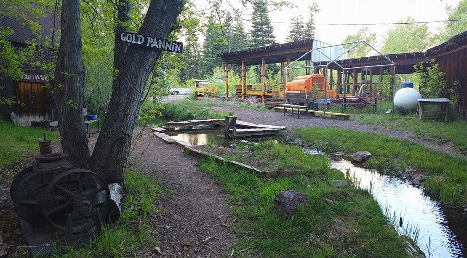 Bachelor Syracuse Mine Tour Gold Panning Ouray