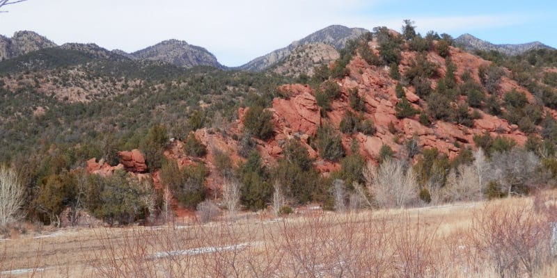 Beaver Creek State Wildlife Area Colorado