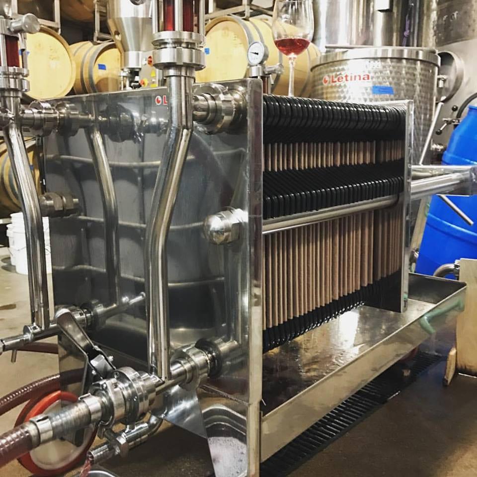 Bookcliff Vineyards Boulder Wine Filter