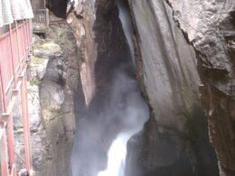 Box Canyon Falls Ouray Colorado