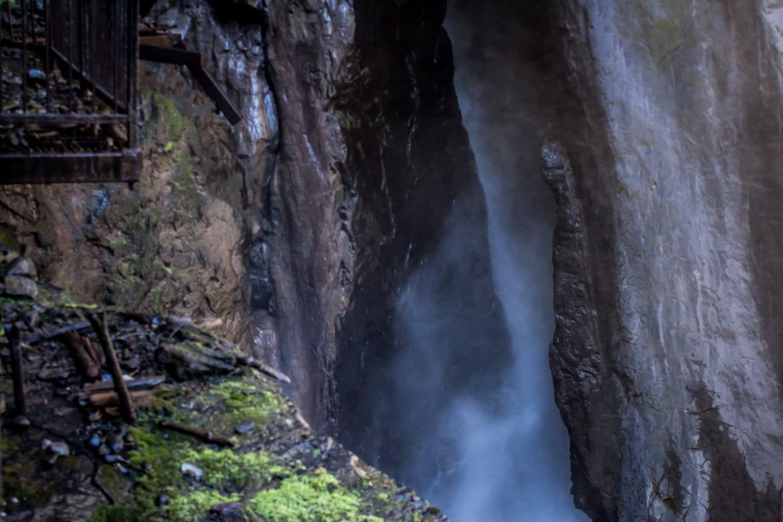 Box Canyon Falls Ouray Waterfall