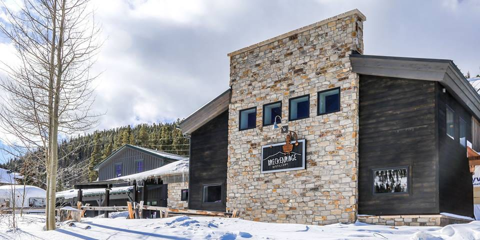 Breckenridge Distillery Colorado