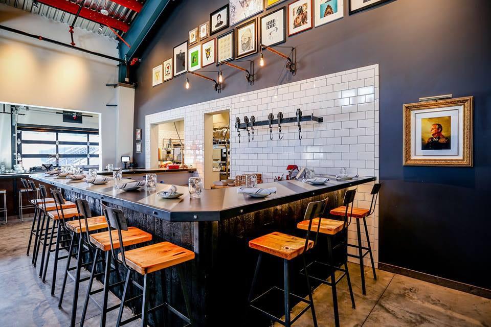 Breckenridge Distillery Restaurant Chef's Bar