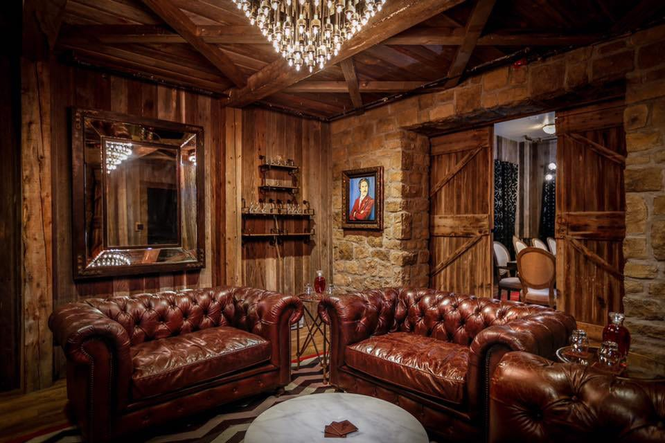 Breckenridge Distillery Restaurant Lounge