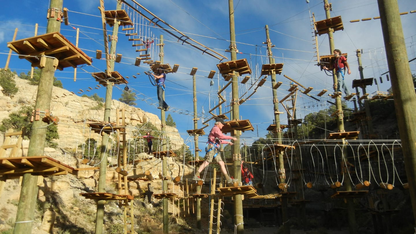 Browns Canyon Adventure Park Buena Vista