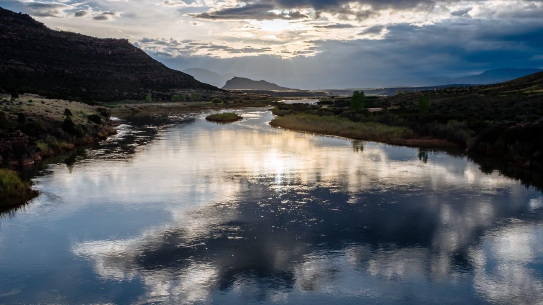 Browns Park National Wildlife Refuge Green River