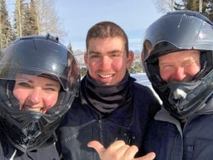 Sunlight Snowmobile Tour Group Guide