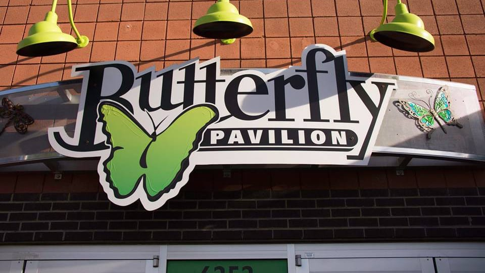 Butterfly Pavilion Westminster Colorado