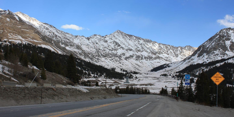 Climax CO Highway 91 Mount Democraft
