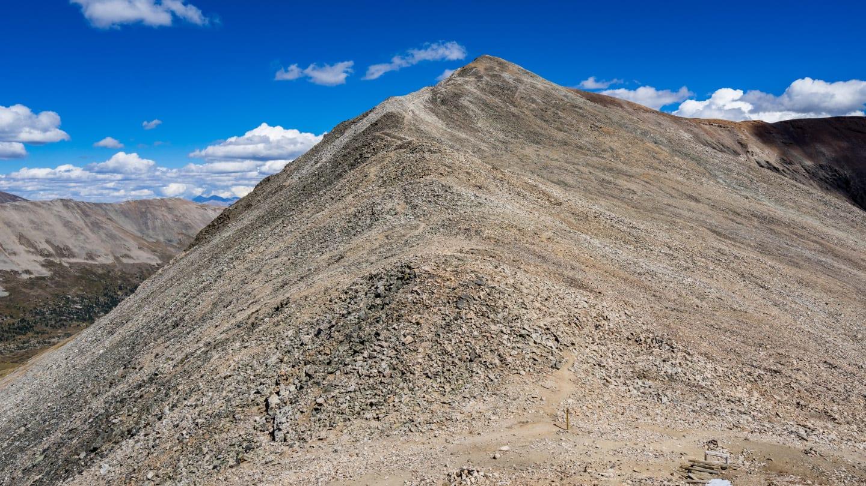 Mount Democrat Climax Colorado