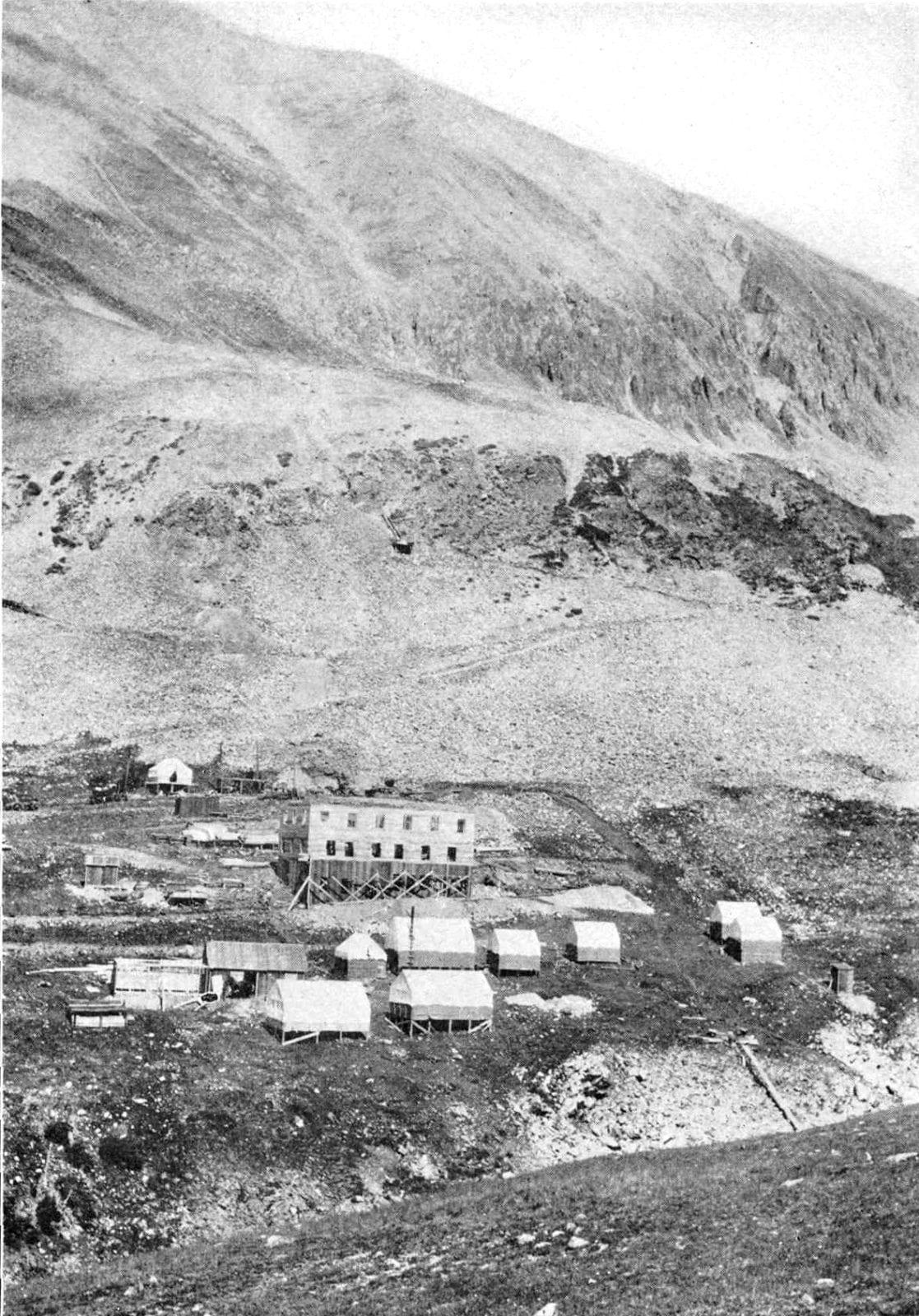 Climax Mine Colorado Vintage 1924