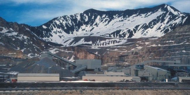 Climax Molybdenum Mine Colorado