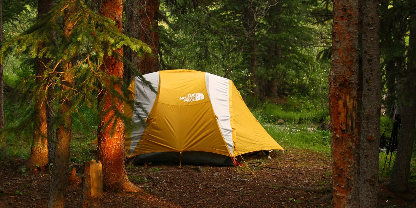 Colorado Camping Big Agnes Tent