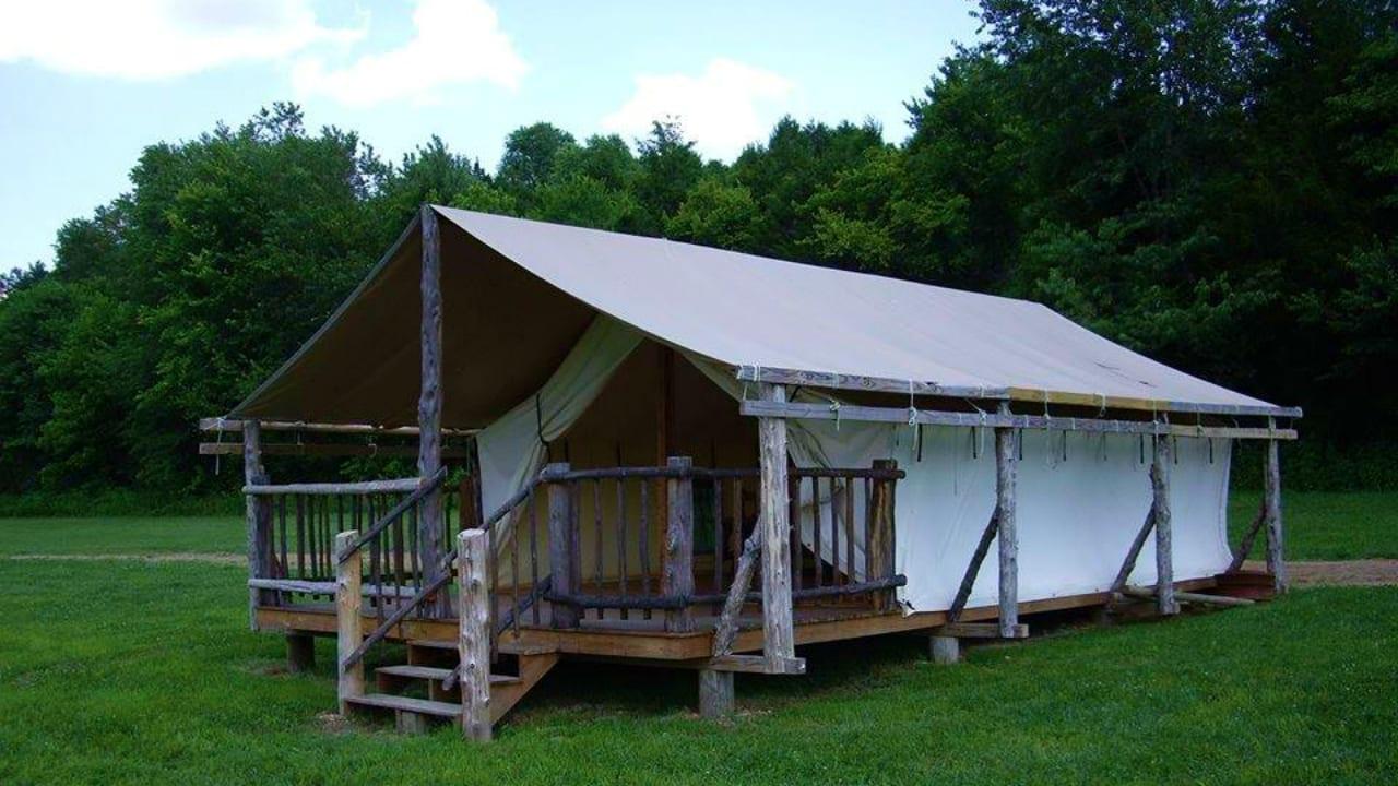 Colorado Yurt Company Tent Structure
