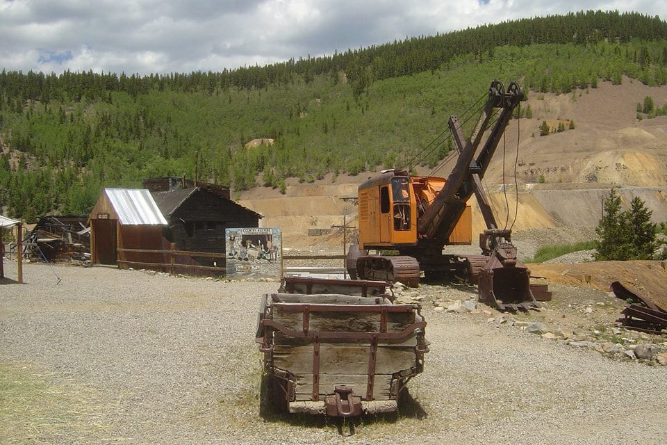 Country Boy Mine Breckenridge Colorado
