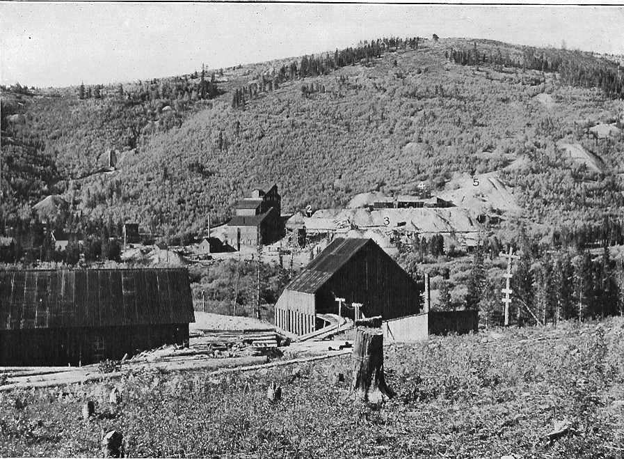 Country Boy Mine Wellington Mine Breckenridge