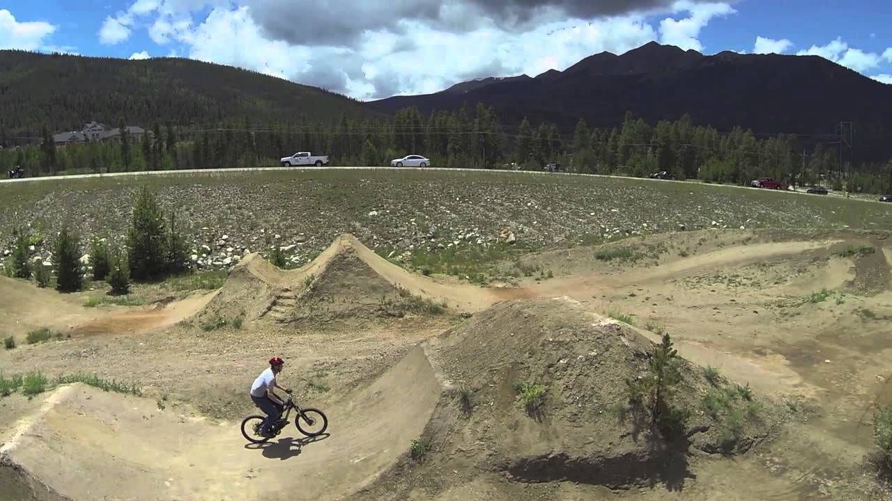 Frisco Bike Park Dirt Jump