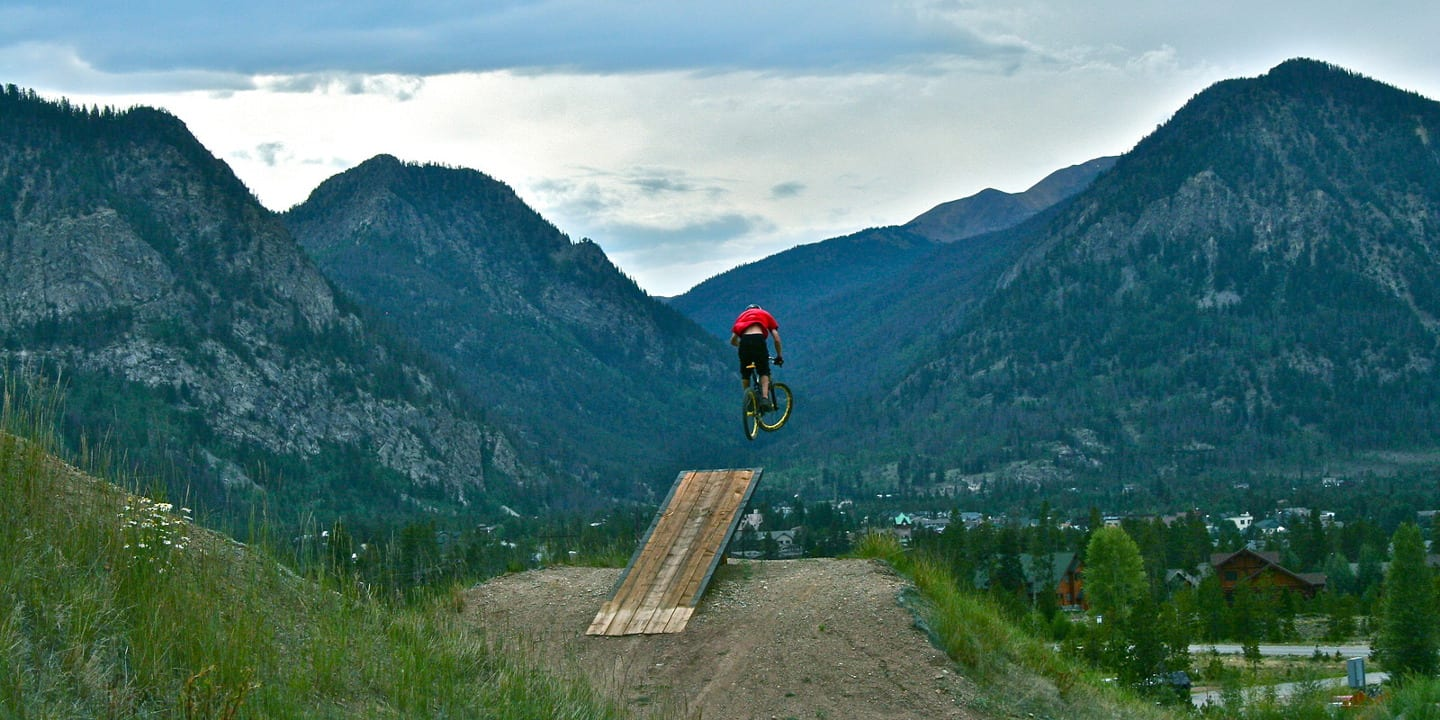 Frisco Bike Park Colorado