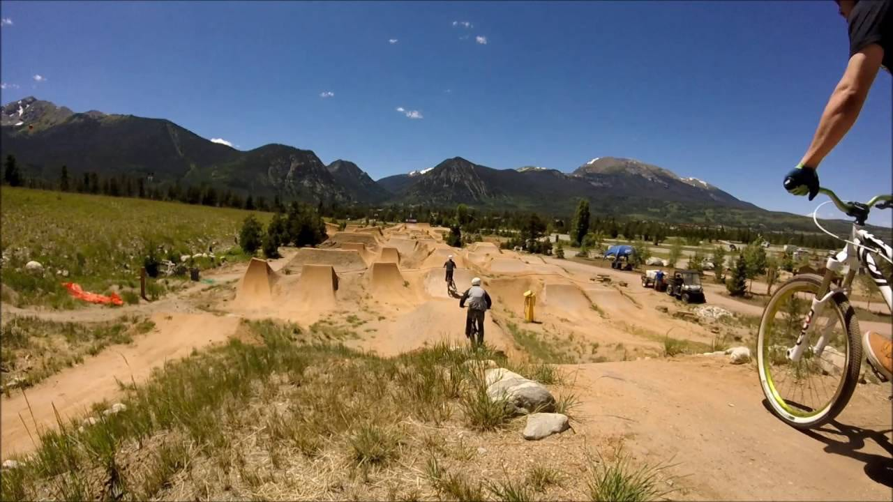 Frisco Bike Park Pump Track