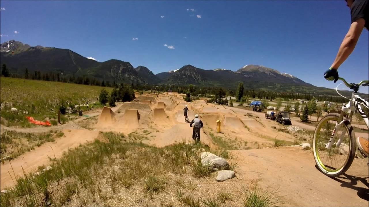 Frisco Bike Park Pump Track