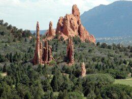 Garden of the Gods National Natural Landmark