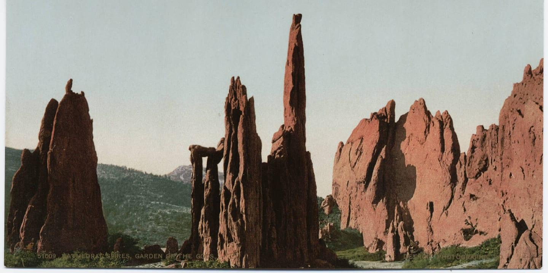 Garden of the Gods Vintage 1897-1924