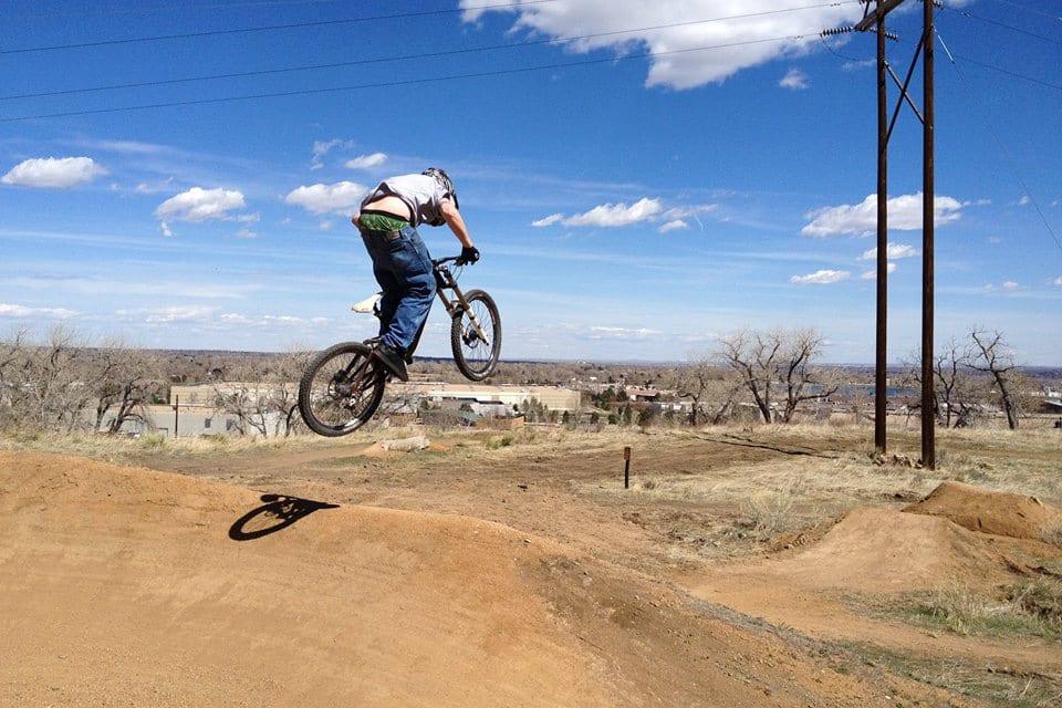Golden Bike Park Mountain Biking Colorado