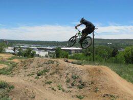 Golden Bike Park Colorado