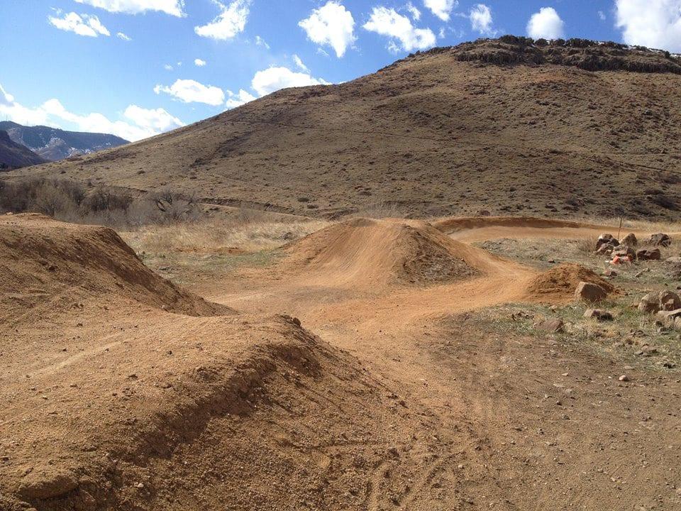 Golden Bike Park Pump Track
