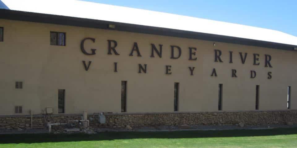 Grande River Vineyards Palisade Colorado