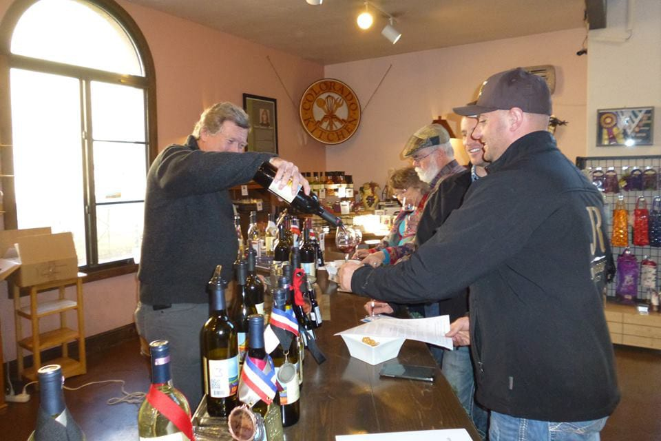 Grande River Vineyards Tasting Room Palisade