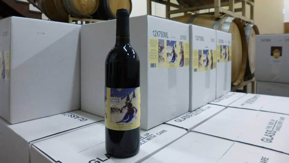 Grande River Vineyards Wine Boxes