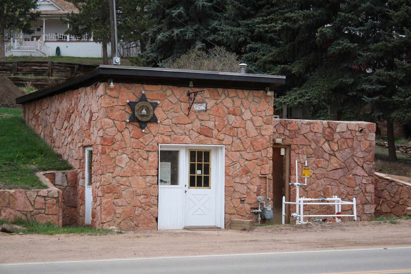 Green Mountain Falls Police Station