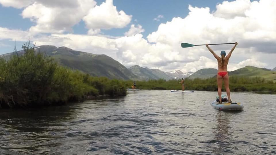 Hala Gear SUP Steamboat Springs