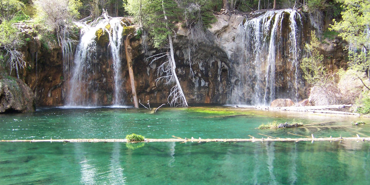 Hanging Lake National Natural Landmark
