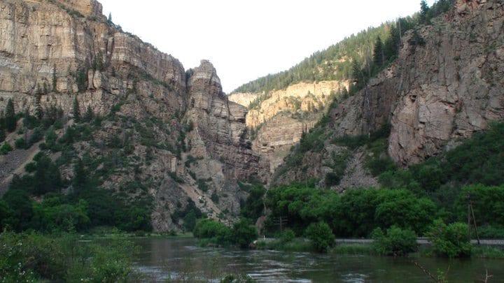 Hanging Lake Trail Glenwood Canyon Colorado