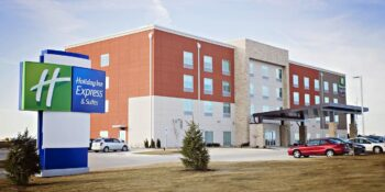Holiday Inn Express and Suites Sterling Colorado Hotel